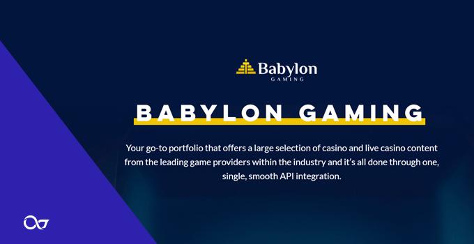 Babylon Gaming